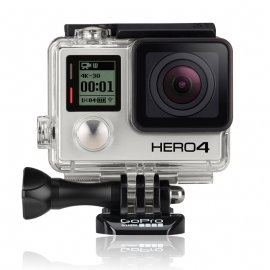 CAMERA GOPRO HERO 4 BLACK ÉDITION