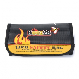 SAC PROTECTION BATTERIE LIPO BEEZ2B