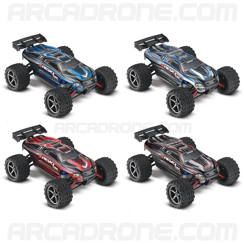 E Revo Vxl Brushless Voiture Rc 233 Lectrique 1 16 2 4ghz