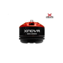 MOTEURS XNOVA RM 2204 2300KV SUPERSONIC RACING SERIES