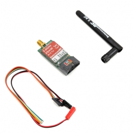 ÉMETTEUR VIDEO RACEBAND 25MW 5.8GHZ IMMERSIONRC
