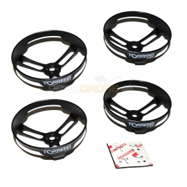 BLH04003 - PROTECTIONS HELICES BLADE TORRENT 110 FPV NOIR