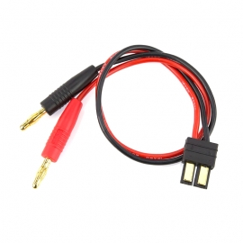 CABLE DE CHARGE TRAXXAS FICHES BANANES