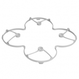 Protection hélices Hubsan X4 H107D Blanc