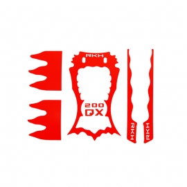 STICKERS RAKONHELI ROUGE BLADE 200QX