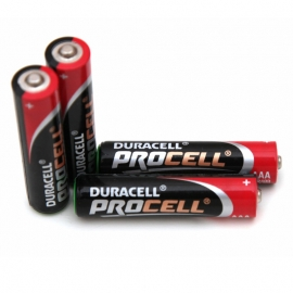 PILES DURACELL PROCELL LR03 AAA
