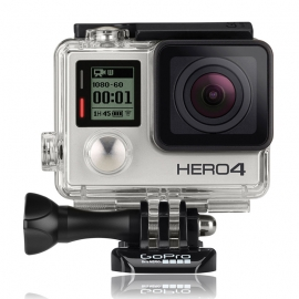 CAMERA GOPRO HERO 4 SILVER ÉDITION