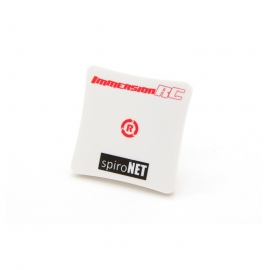 ANTENNE SPIRONET MINI PATCH RHCP SMA 5.8GHZ 8DBI